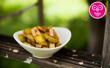Paleo Recipe Fig & Pear in a Bowl