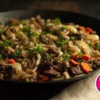 Paleo Recipe Liver and Onions