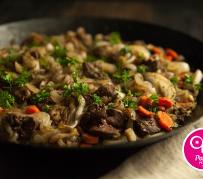Paleo Recipe Liver and Onions