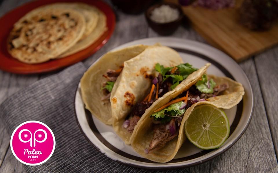 Paleo Recipe Roasted Lamb Shoulder Paleo Tacos
