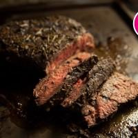 Paleo Recipe Wine Marinated London Broil