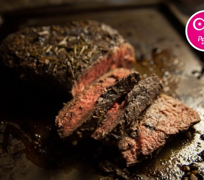 Paleo Recipe Wine Marinated London Broil
