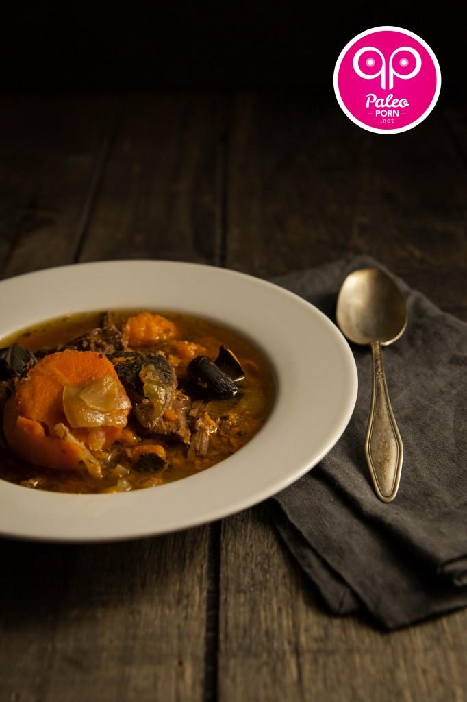Pressure Cooker Paleo Beef Stew