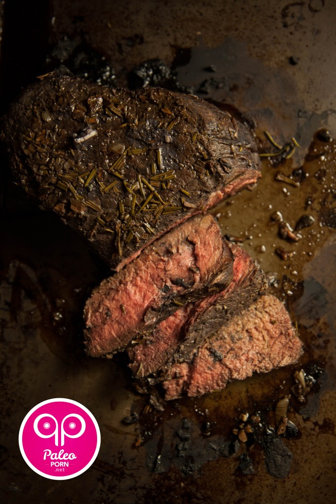 Wine Marinated London Broil