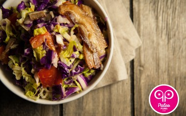 Paleo Recipe BLT Salad