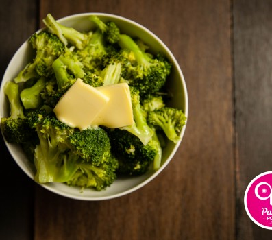 Paleo Recipe Fatty Steamed Broccoli