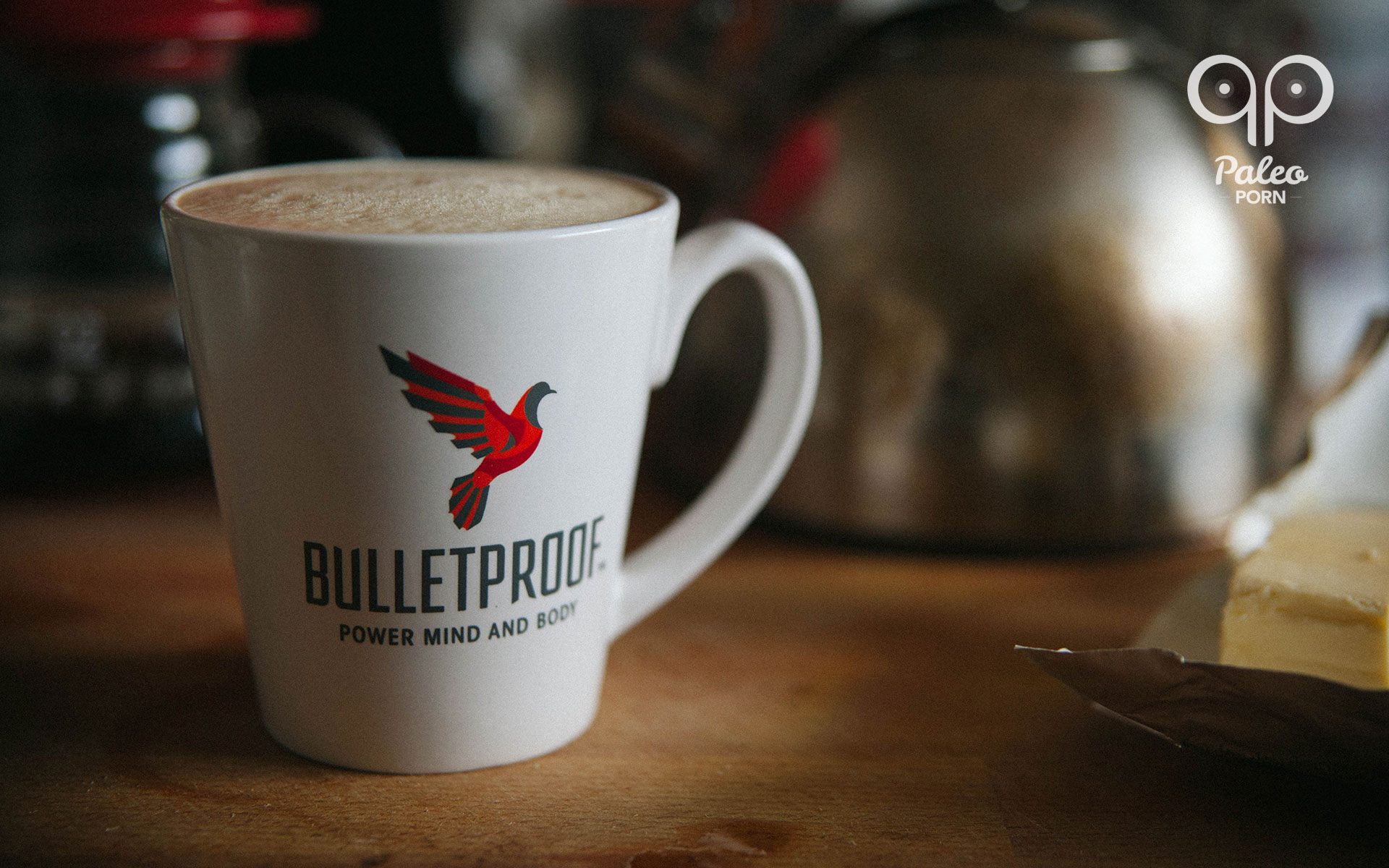 How to make butter coffee paleo porn steamy paleo recipes bulletproof coffee in chicago malvernweather Choice Image