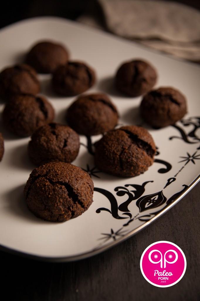 Paleo Chocolate Crinkles