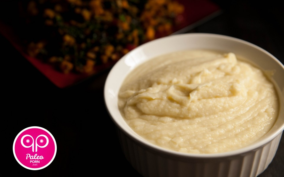 Paleo Recipe Cauliflower-Parsnip Mash