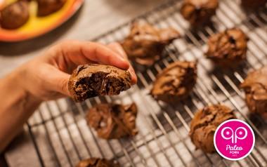 Paleo Recipe Chocolate No-Peanut-Butter Paleo Cookies