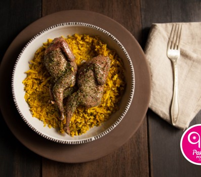 Paleo Recipe Paleo Quail with Dirty Rice