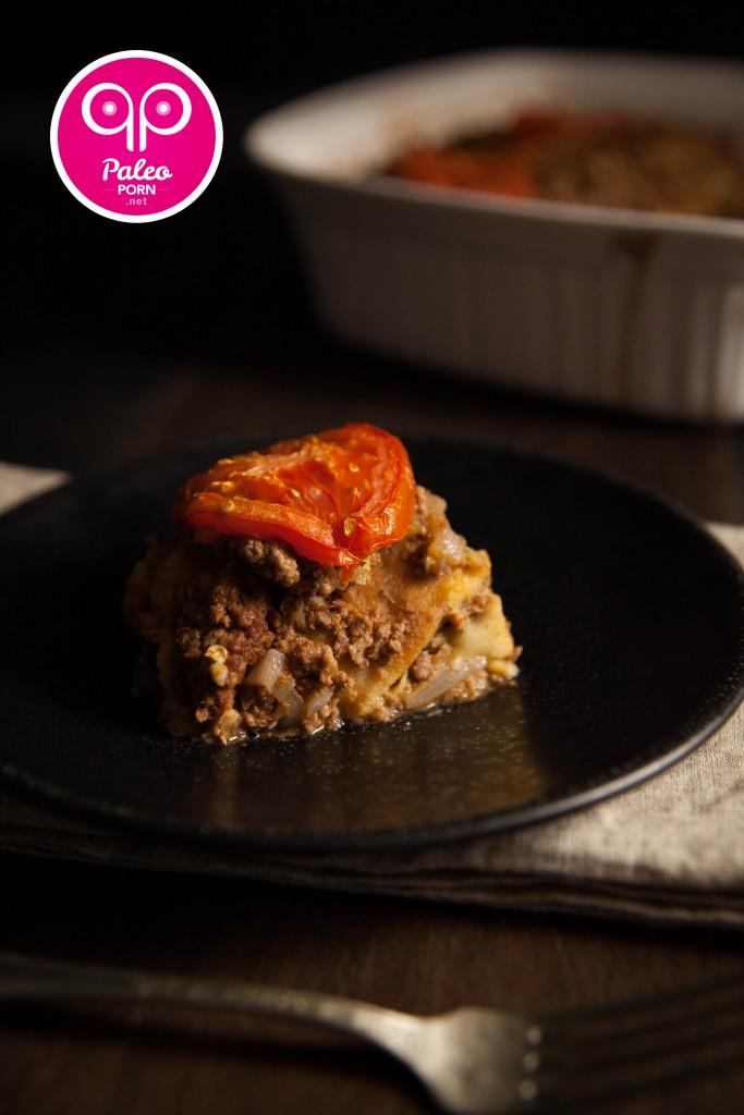 Paleo Burrito Pie Casserole