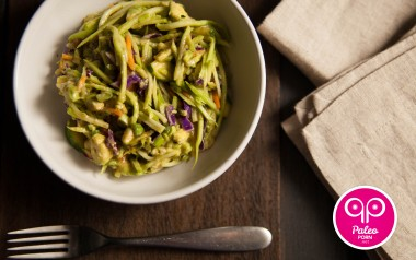 Paleo Recipe Broccoli Slaw Salad
