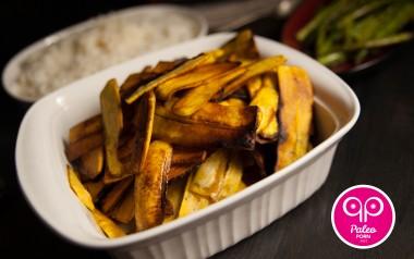 Paleo Recipe Fried Plantains