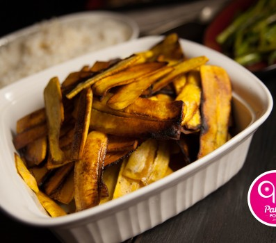 Paleo Recipe Fried Plantains
