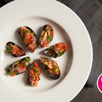 Paleo Recipe Stuffed Mussels