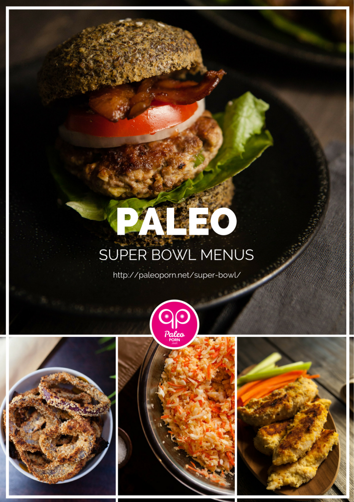 Paleo Super Bowl Menu Roundup