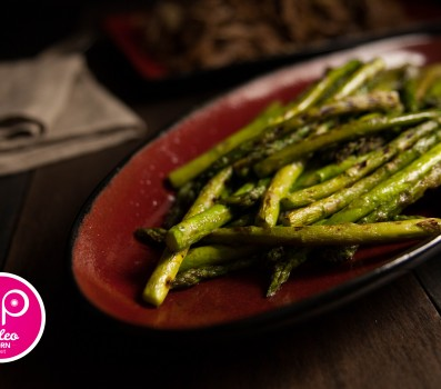 Paleo Recipe Grilled Asparagus
