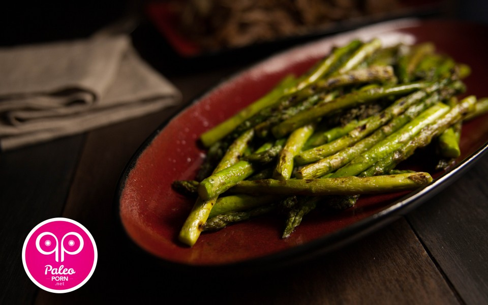 Paleo Recipe Grilled Asparagus