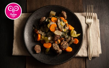 Paleo Recipe Paleo Beef Polish Sausage Casserole
