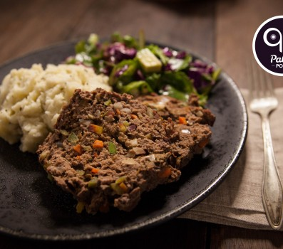 Paleo Recipe Paleo Meatloaf with Liver