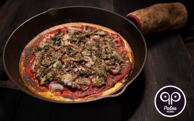 Paleo Recipe Cheese Crust Paleo Pizza