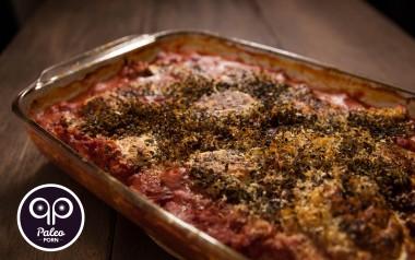Paleo Recipe Paleo Cauliflower Parmesan