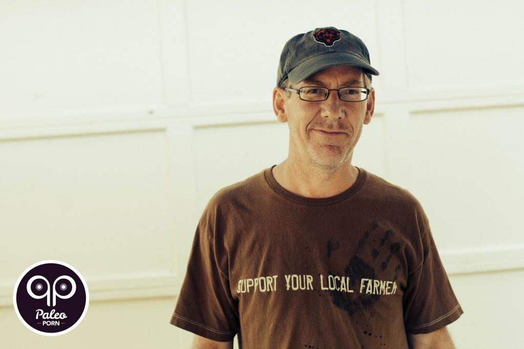 Farmer Cliff Barrington Natural Farms CSA Paleo Porn