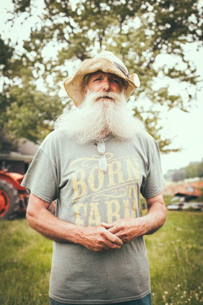Farmer Wayne The Farmers Garden