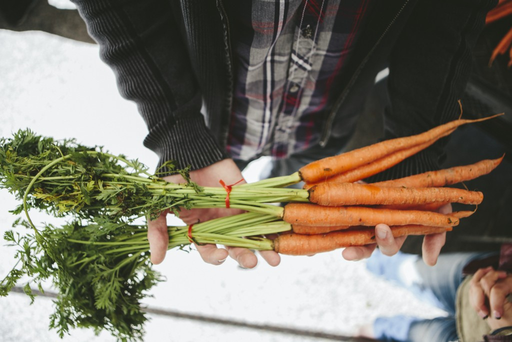 Jeff Sarris Paleo Porn Chicago Carrots