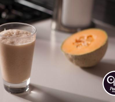 Paleo Recipe Cantaloupe Paleo Smoothie
