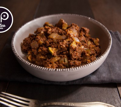 Paleo Recipe Spicy Paleo Sloppy Joe