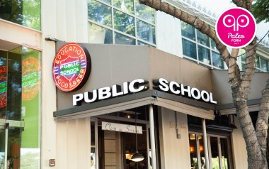 Public School Paleo Restaurant Los Angeles