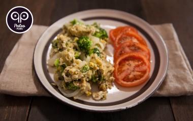 Paleo Recipe Paleo Breakfast Scramble with Broccoli