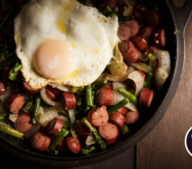 Paleo Recipe Paleo Breakfast Stir-Fry with Hot Dogs