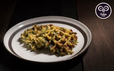 Paleo Recipe Paleo Zucchini Waffles