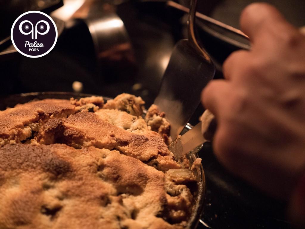 Swiss Chard Paleo Pie