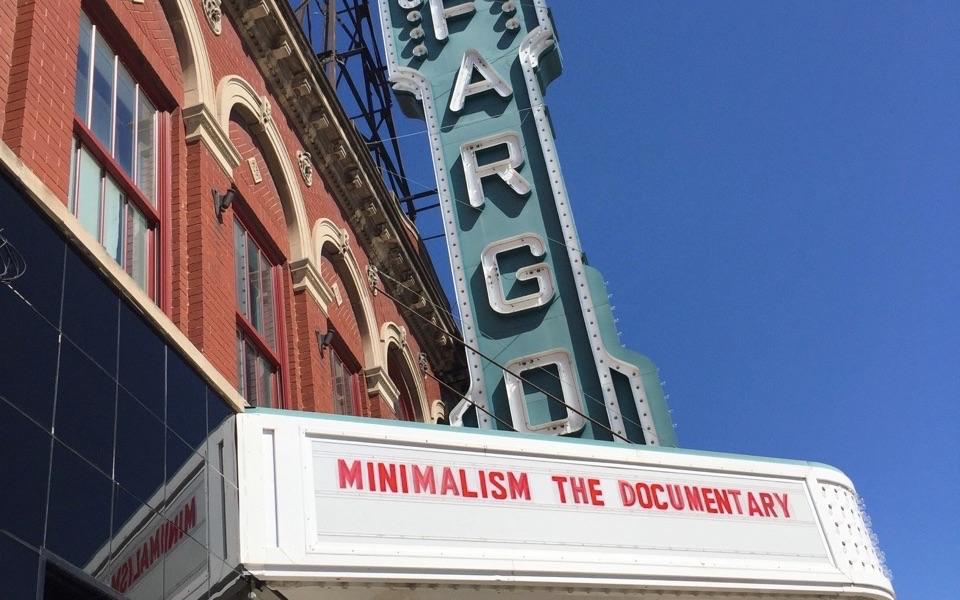 Minimalism Film Documentary