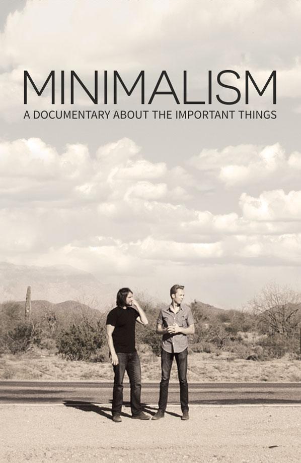 Minimalism Film Poster SPYR