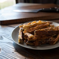 Paleo Recipe Breaded Paleo Eggplant Fries