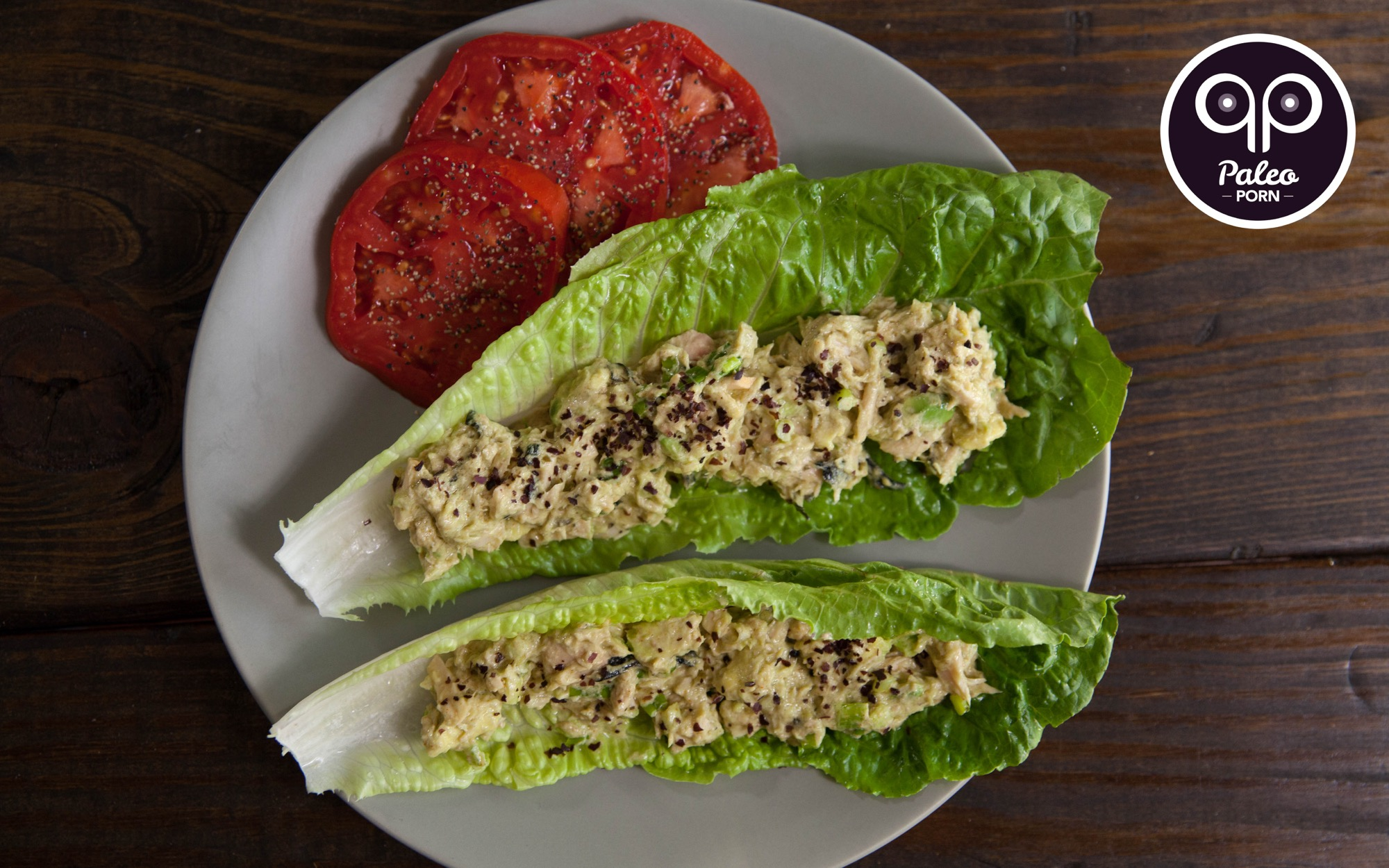 Tuna Salad Recipe Paleo