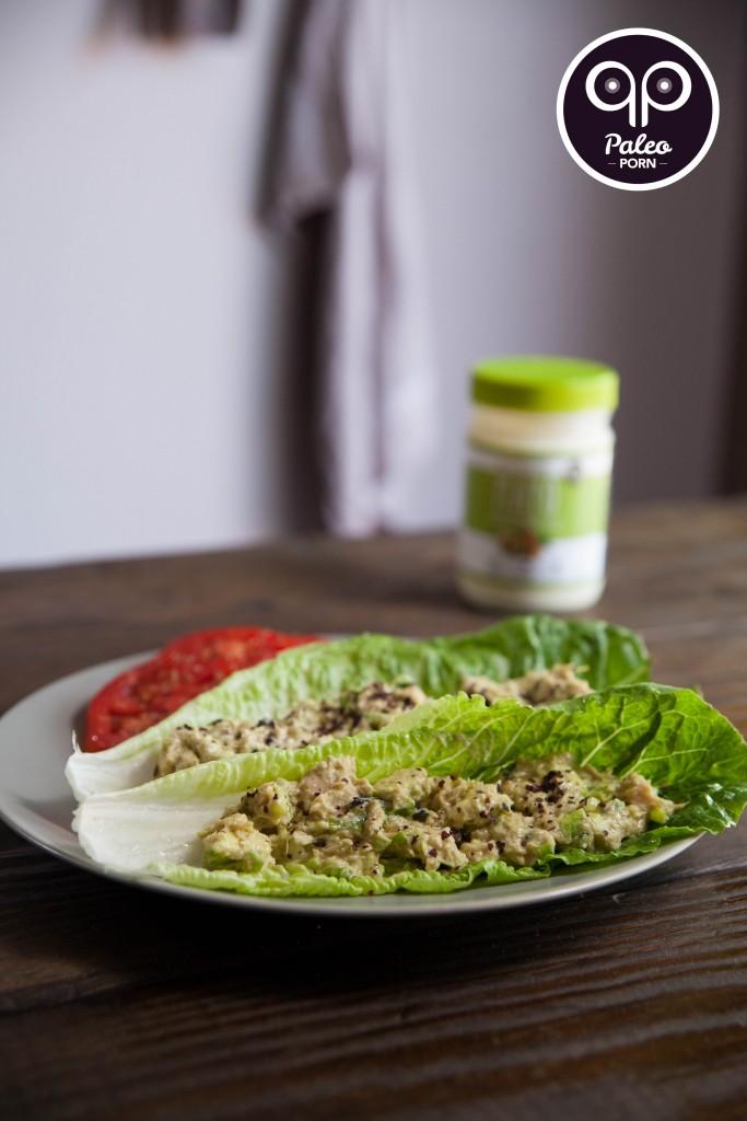 Paleo Tuna Salad