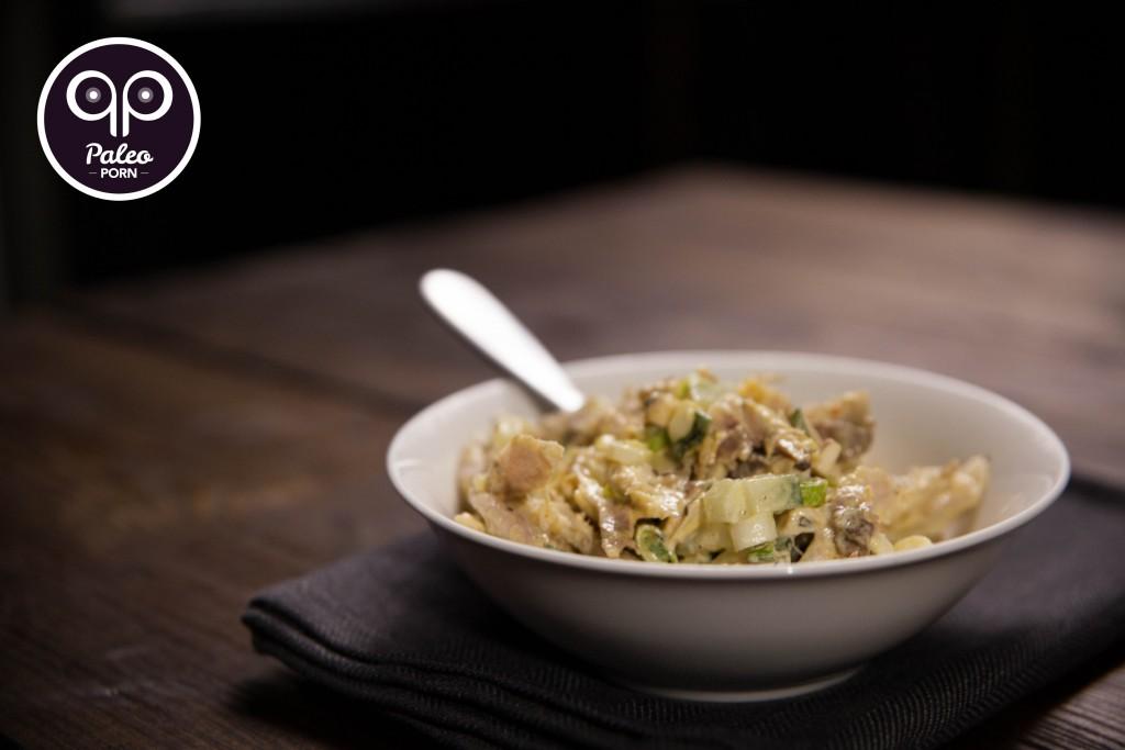Mario's Deli Paleo Chicken Salad