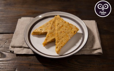 Paleo Recipe Spiced Carrot Paleo Scones - Nut Free