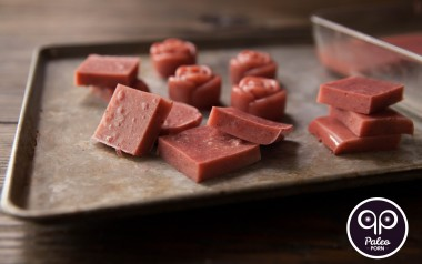 Paleo Recipe Strawberry Balsamic Paleo Gummies