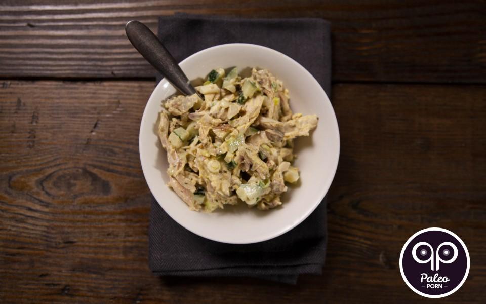 Paleo Recpe Mario's Deli Paleo Chicken Salad