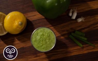 Paleo Recipe Lemon Pepper Paleo Green Sauce