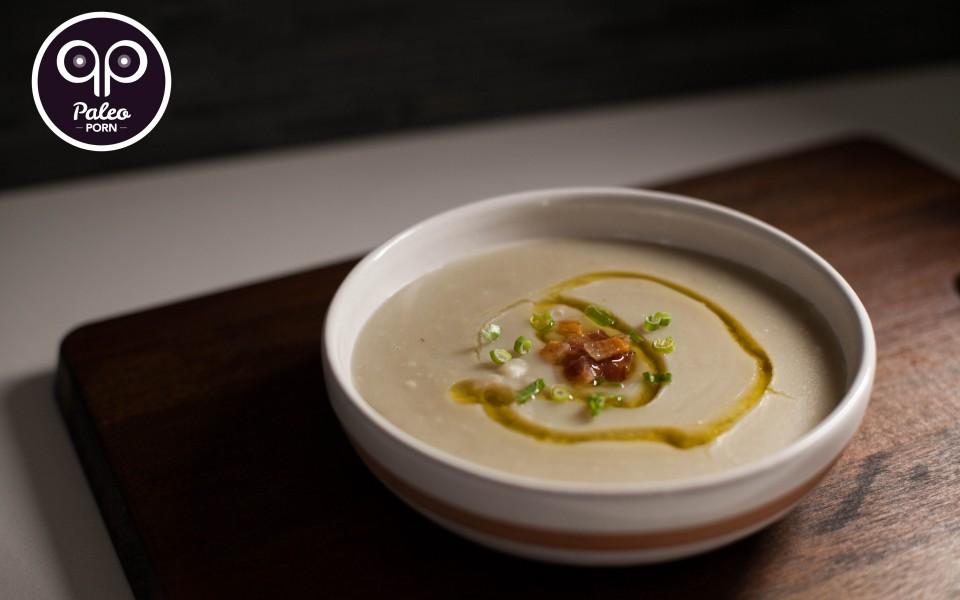 Paleo Recipe Paleo Baked Potato Soup