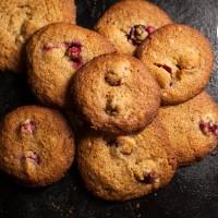 Paleo Recipe Pecan and Cranberry Paleo Cookies
