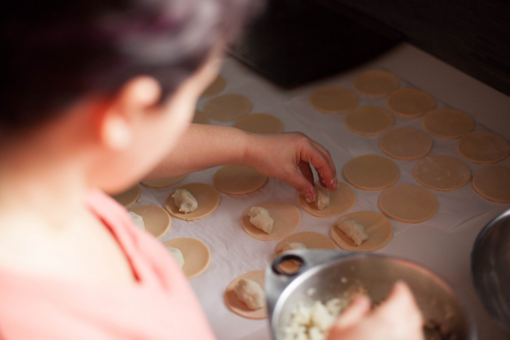 How To Make Paleo Pierogi with Potato 15